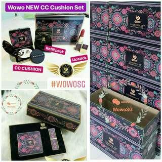 Wowo Harem CC Cushion +1 lipset set