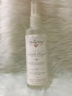 Witch Hazel Facial Mist / Setting Spray