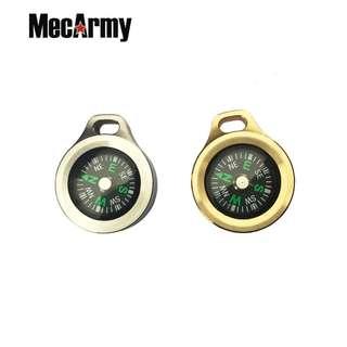 MecArmy CMP Compass (Brass)