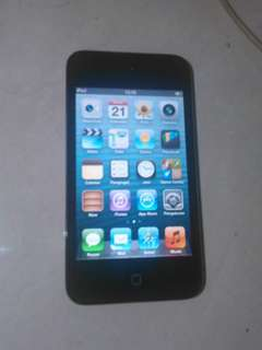 Ipod gen 4th / 32gb