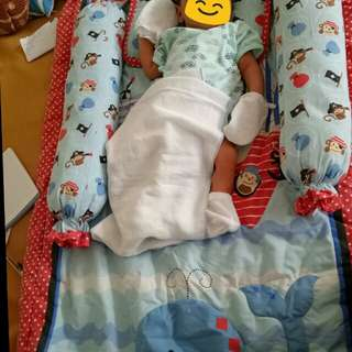 Pirate comforter