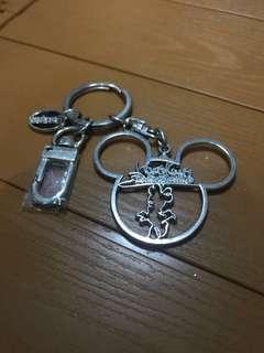 gantungan kunci disneyland mickey