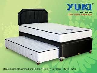 Yuki Springbed 3-1 Promo Free 1X Cicilan Tanpa Kartu Kredit