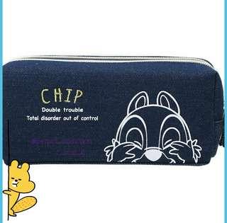 Chip n Dale 雙面筆袋