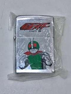 絕版罕有全新幪面超人新一號打火機 正版東映授權火機產品 not Zippo 香煙 Figure Medicom Lighter Karen rider