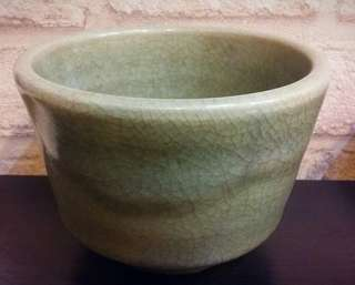 Rare Authentic Tang Dynasty Celadon Tea Bowl 绝对真品 唐朝 龙泉窑系茶碗