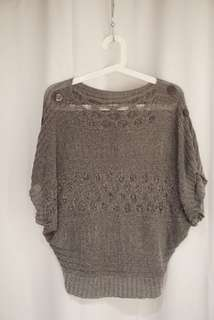 Knitted Pattern Top