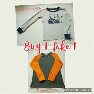 🙇Buy1Take1 Boy Sweatshirt