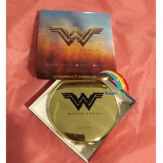 Wonder Woman Mirror