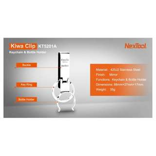 Nextool Kiwa Clip Keychain and Bottle Holder (KT5201A)