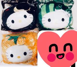 Hello Kitty x MCD Soft Toy