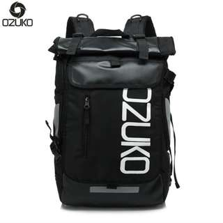 Ozuko Couple Should Bag Travel Backpack  Ozuko情侣双肩旅行背包#468