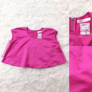 VL5704BYSI pink loose top