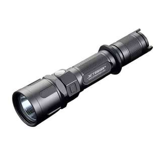 Jetbeam 3M Pro 2017 XHP-35 E2 1,450 Lumens Military Flashlight (Includes micro-USB Rechargeable 18650 Battery)
