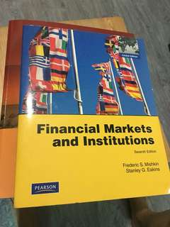 Kaplan Murdoch Financial Markets and Institutions