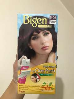 Bigen Cream Color
