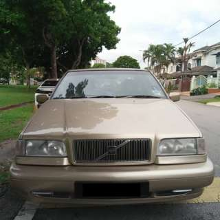 Volvo 850 (Year 1996) Tip top condition - 2.0 Auto