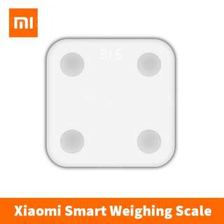 Xiaomi Smart Body Weighing Scale Gen 2 Digital Scale Mass BMI Fat Weight