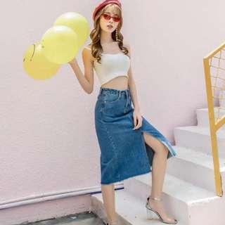 items🌟Denim Skirt