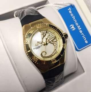 New Authentic TechnoMarine Cruise Dream Women's Watch 30mm