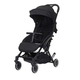 Tavo Basic Edge Stroller Black