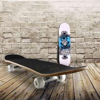 5 Day Weekend Skateboard