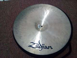 Zildjian K  Custom Ride 20""