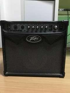Peavey guitar amplifier