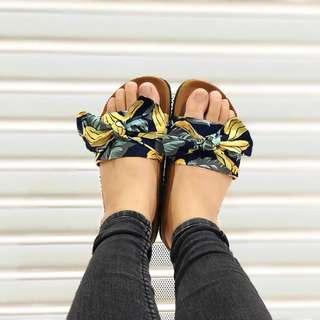 Cutest Ribbon Sandal