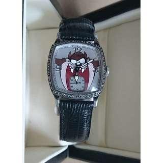 華納兄弟卡通 Tasmanian Devil 限量版手錶 Warner Bros. Limited Edition Watch, Tasmanian Devil