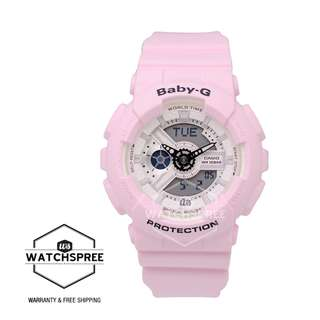 FREE DELIVERY *CASIO GENUINE* [BA110BE-4A] 100% Authentic with 1 Year Warranty! BA-110BE4A BA-110BE-4A BA110BE4A