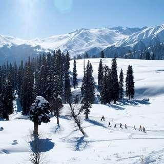 AMI Travel | 7H5M Kembara Muslim Delhi Agra Kashmir Musim sejuk