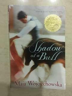 Newbery medal - Shadow of a bull