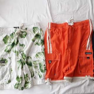 Abercrombie & Fitch Board Shorts size 36