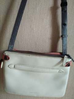 sling bag Ori Charles n keith/tas Selempang