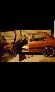 Honda ex model lama utk di lepaskan