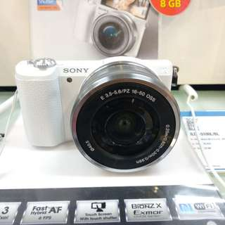 Sony Alpha 5100 New Promo Cashback (Kredit DP 0%)