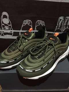 Sepatu Nike Airmax 97 X undefeated