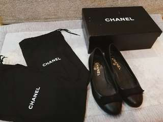 Aunthentic Chanel Flat