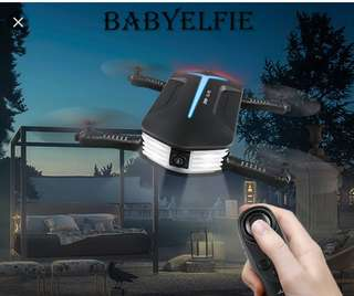 3🔥💥Last set💥Jjrc Drone H37 Mini Baby Elfie 720P Wifi Fpv With Beauty Mode Altitude Hold