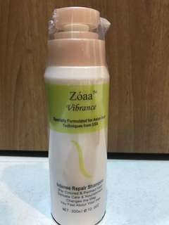 Zoaa Intense Repair Shampoo