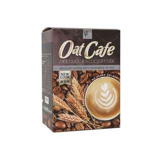 Oat cafe instant white coffee