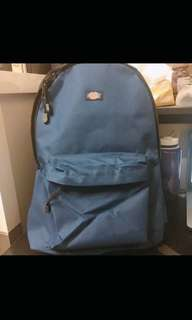 Dickies Backpack (Blue)