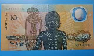 澳洲200年紀念鈔