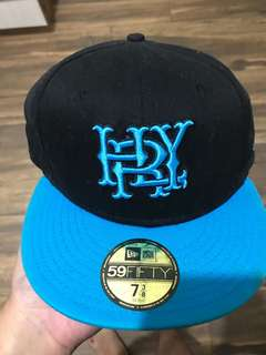 topi snapback hurley (59 FIFTY NEW ERA)