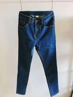 🚚 Pazzo 合身牛仔褲