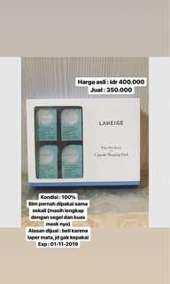 LANEIGE white plus renew - capsule sleeping pack