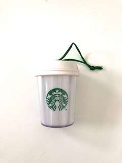 Starbucks Holiday 2015 Light Ornament