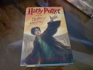 Harry Potter: and The Deathly Hallows