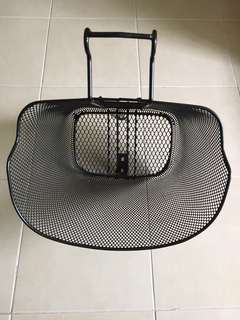 Bicycle Front Basket (Reserved)